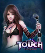 touch dance game